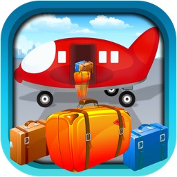 Baggage Flick Frenzy FREE - Cool Airport Terminal Luggage Toss Challenge
