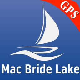 Macbride Lake Nautical Charts