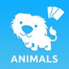 Animales y herramientas: Tarjetas para bebés