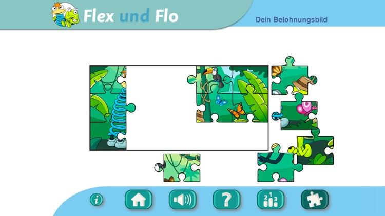 Flex und Flo - Plus und minus trainieren screenshot-4