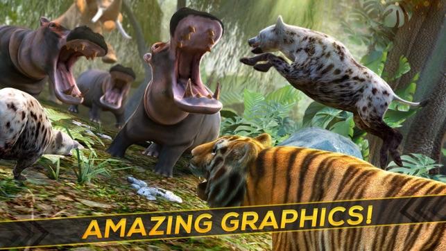animal sim wild animal simulator game free on the app store