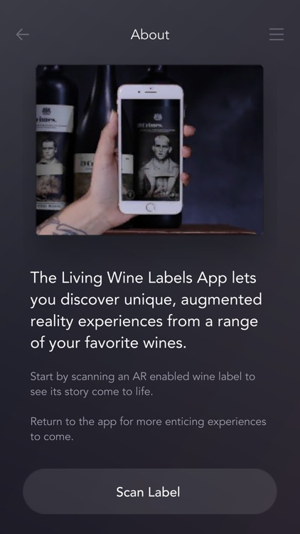 Living Wine Labels