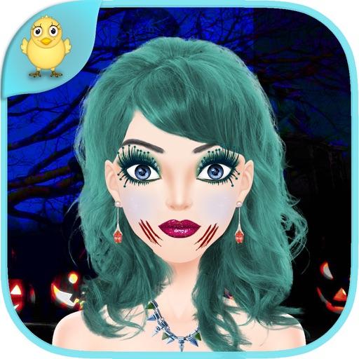 Halloween Monster Makeup Salon