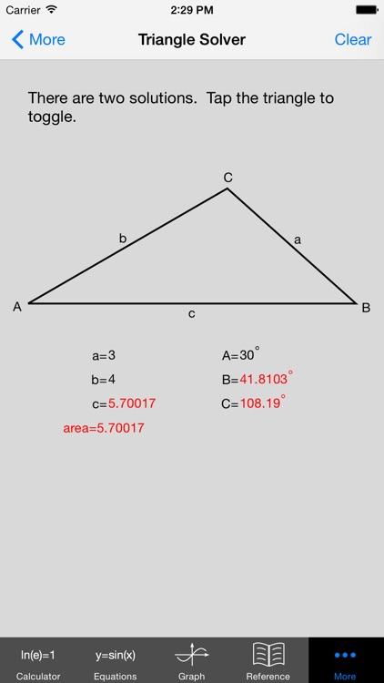 Free Graphing Calculator screenshot-4