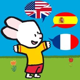 I speak French with Louie! HD