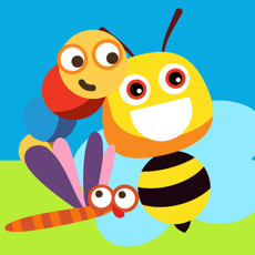 Activities of Toddlers Insects Premium - Kids Learn First Words