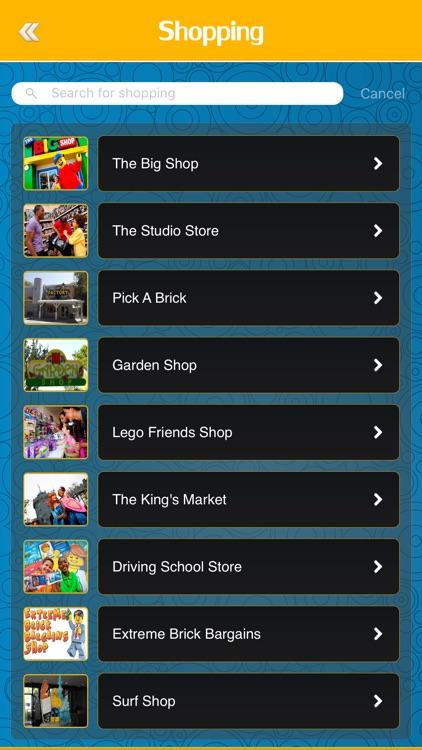 Great App for Legoland Florida Resort screenshot-3