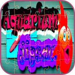 aquarium jigsaw game