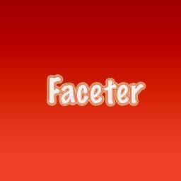 Faceter