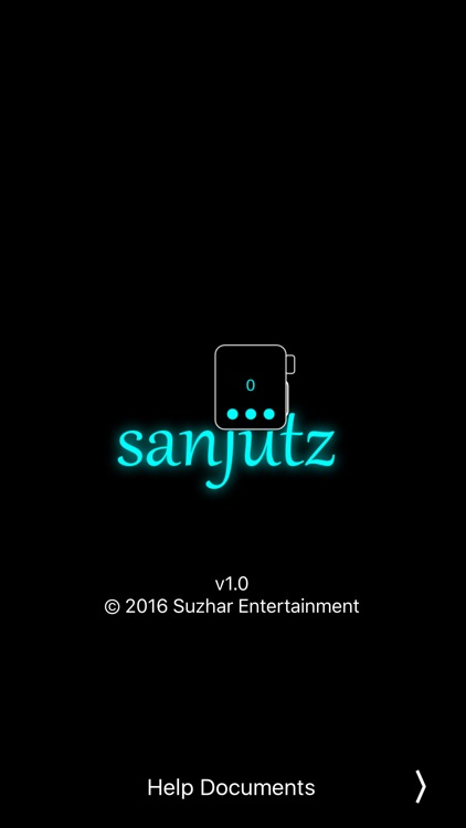 Sanjütz - Handwriting calculator for Apple Watch