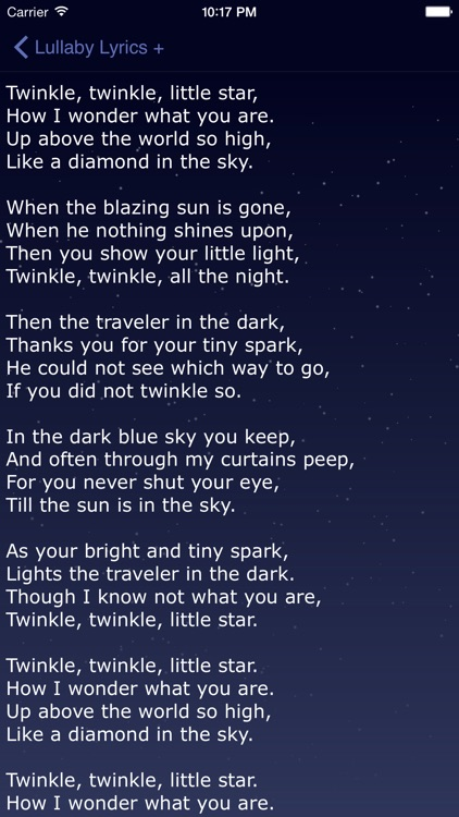 Lullaby Lyrics! Words to Lullabies, Songs for Kids