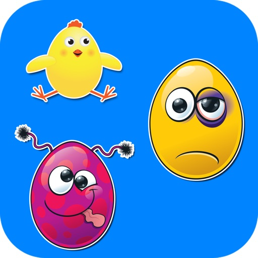Yellow Egg Inc. Stickers