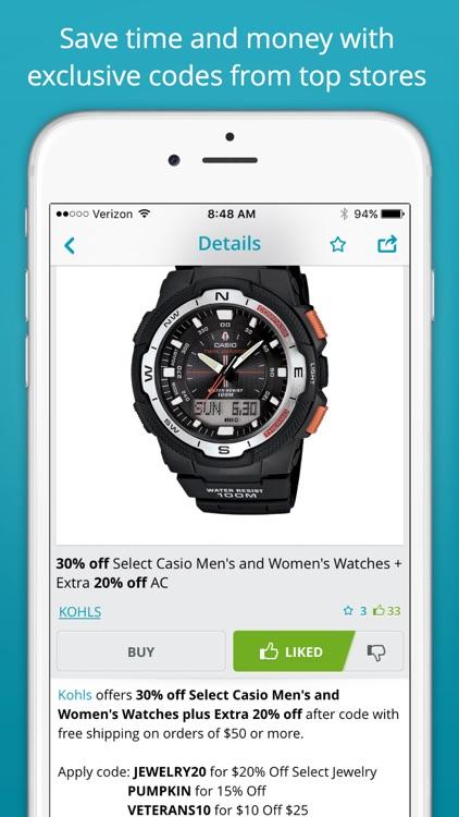 Saviry by 1Sale - Deals, Freebies, Sales FREE screenshot-3