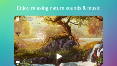 Away ~ Nature Sounds to Sleep Screenshot