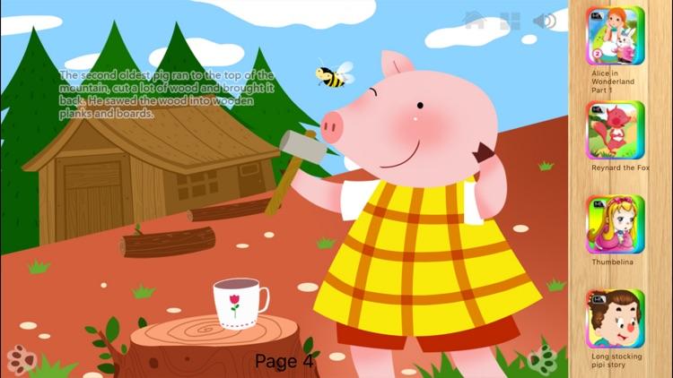 Three Little Pigs - iBigToy