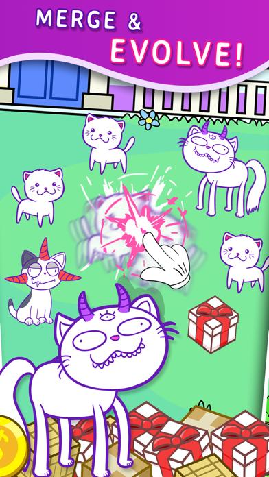 Kitty Cat Evolution screenshot two