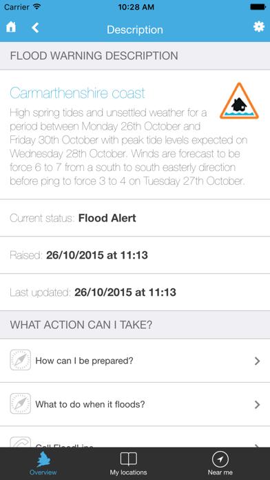Flood Alert screenshot four