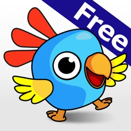 Counting Parrots 1 Free, Engaging Basic Math and Numbers Learning Activities for Childrens Age 3 - 7