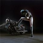 Las niñas de la motocicleta Wallpapers HD: Cotizac icon