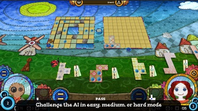 Screenshot #7 for Patchwork The Game
