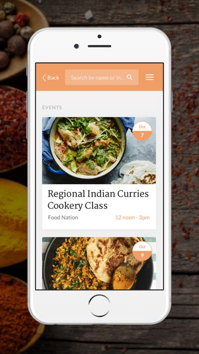 Maunika's Indian Recipes Screenshot