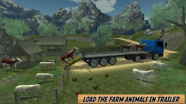 Off Road Farm Animal Transport 2016