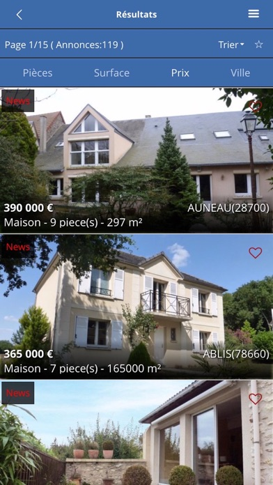 messages.download J2T Immobilier software