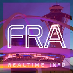 FRA AIRPORT - Realtime Info, Map, More - FRANKFURT (am MAIN) AIRPORT
