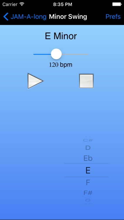 iImprov - Modal screenshot-3