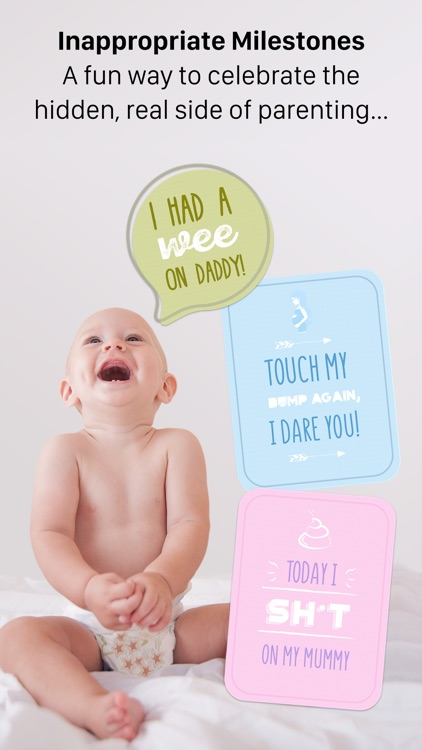 Baby Milestones - Photo Editor screenshot-1