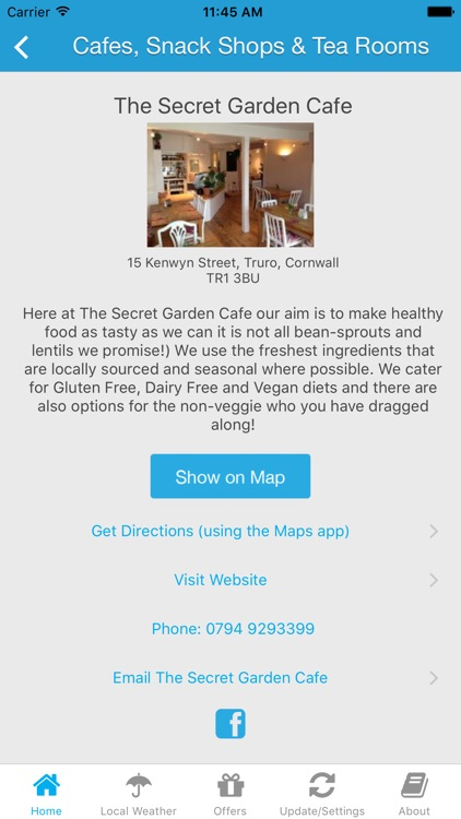 Enjoy Truro App - Local Business & Travel Guide screenshot-3