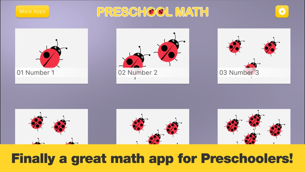 Preschool Math App – First Numbers and Counting Games for Toddlers and Pre-K Kids Cheat Codes