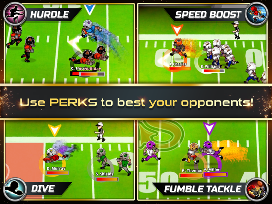 Football Heroes PRO 2017 - featuring NFL Players-ipad-1