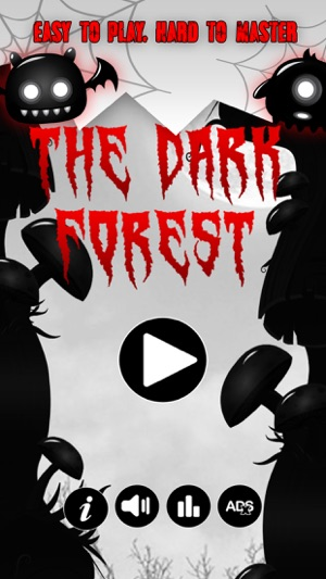 ‎The Dark Forest Screenshot