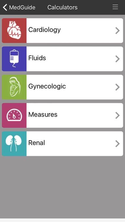 MedGuide ( راهنمای جامع پزشکی ) screenshot-4