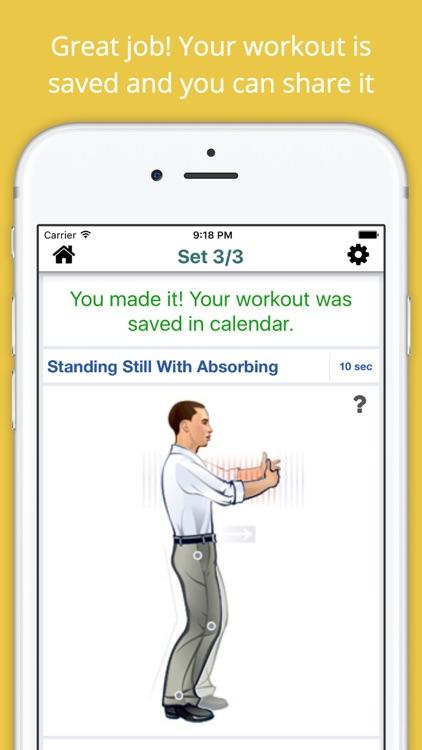 Qigong Workout Challenge PRO - Gain longevity screenshot-3