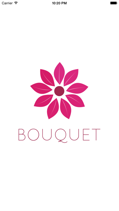 Bouquet - A New Wedding Experience! screenshot one