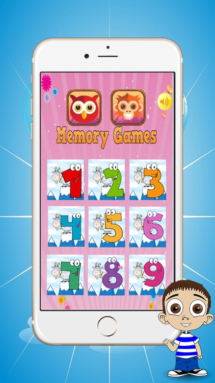 Memory Games For Toddlers