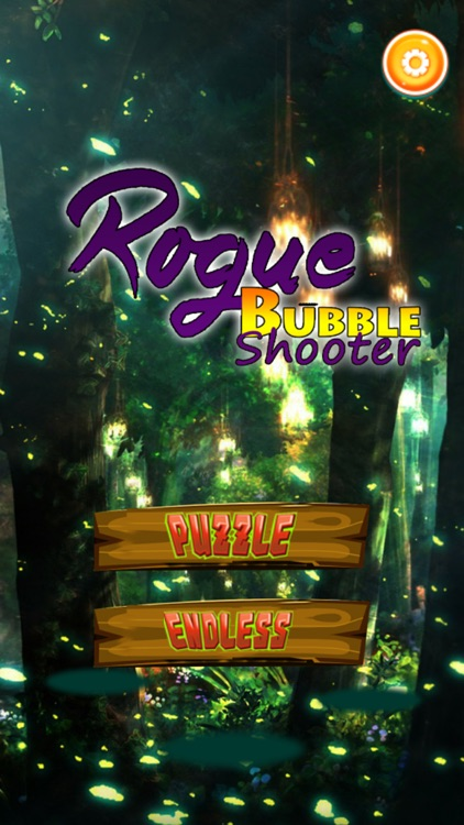 Rouge Bubble Shooter Witch Magic Society