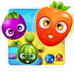 Fruits Garden - Match 3 Puzzle