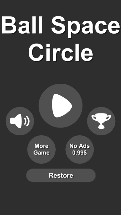 Ball Space Circle - Fling and Jump to Endless screenshot-3