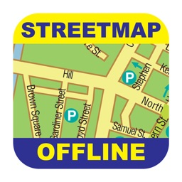 Glasgow Offline Street Map