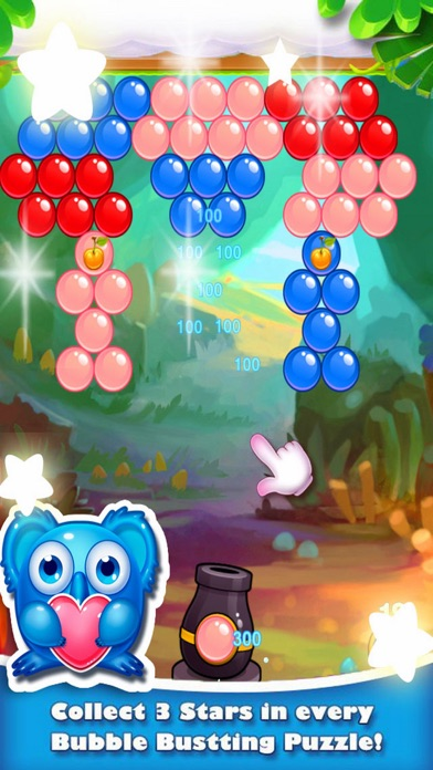 Bubble New Quest - Shooter Mania screenshot one