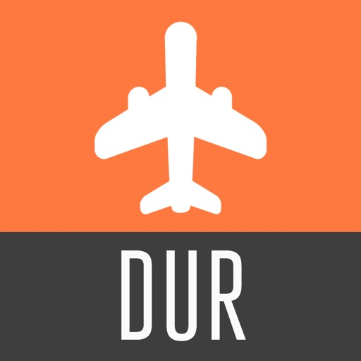 Durban Travel Guide with Offline City Street Map