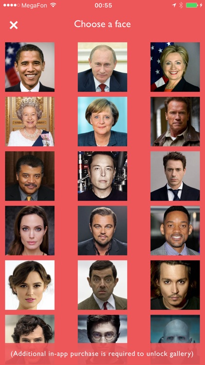 Swapped - face swap with friends and celebrities