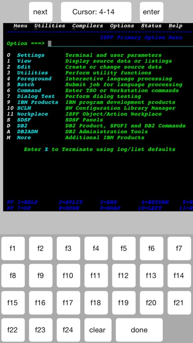 Tn3270 review screenshots