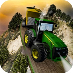 Off-road Tractor Driving Sim3D