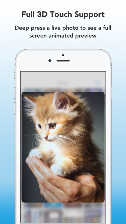 Enliven : Edit, Convert and Share Live Photos as GIFs screenshot-3