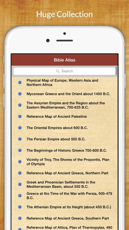 179 Bible Atlas Maps