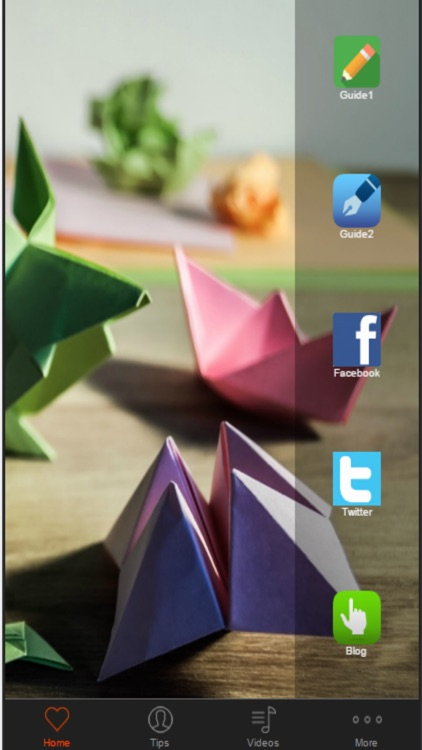 Origami Tips - Learn How to Do Origami screenshot-0
